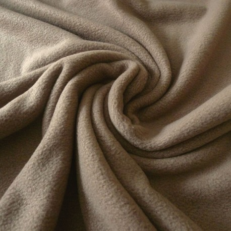 Polaire taupe