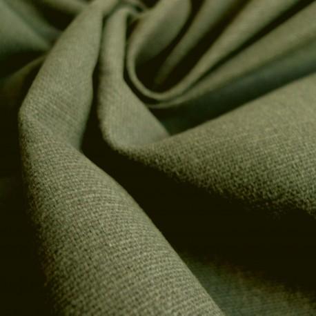 Coton vintage kaki