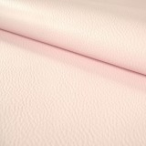 Simili cuir Karia rose blush