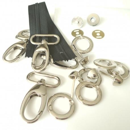 Kit fournitures Nickel Samba large