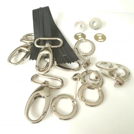 Kit fournitures Nickel Samba médium