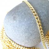 *Chaine or métal