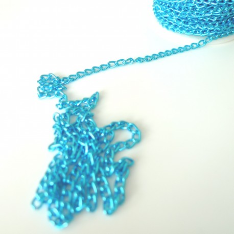 Mini Chaine turquoise*