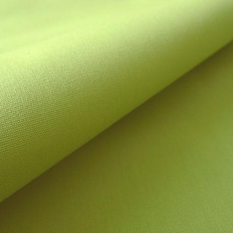 Toile Luggage vert acide