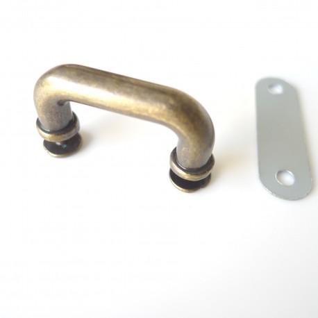 Pontet bronze 20 mm