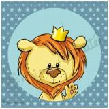 Coupon illustré Zanimo Lion