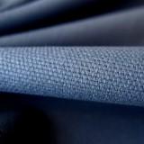 Tissu toile canevas jeans foncé