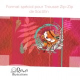 Coupon Miss Renarde  Zip Zip Sacôtin