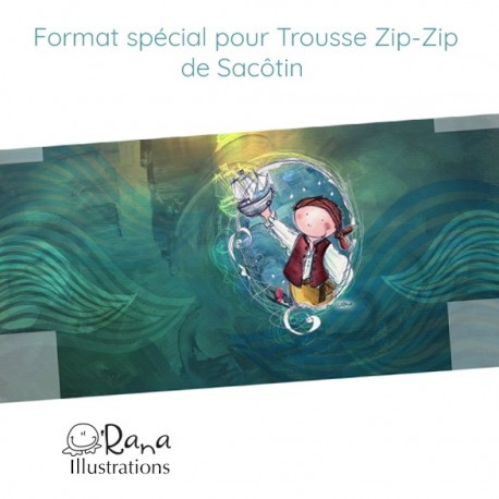 Coupon Pirate Zip Zip Sacôtin
