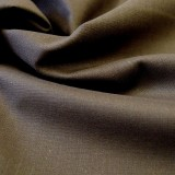 Tissu coton chocolat Evira