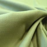 Tissu coton vert  Evira