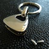 Attache anneau luxe nickel