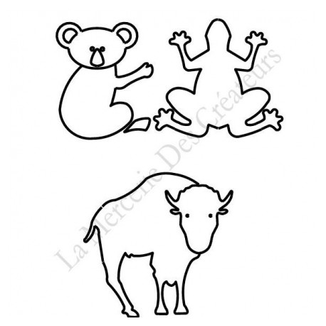 Planche dessin animaux 1