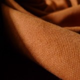 Toile cotton Military Fauve