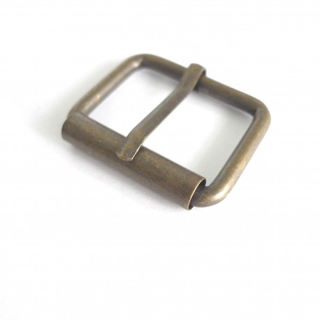 Boucle tambour Bronze