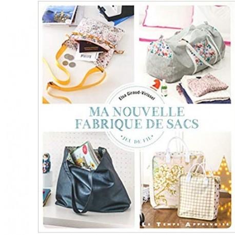 Livre Ma nouvelle fabrique de sacs