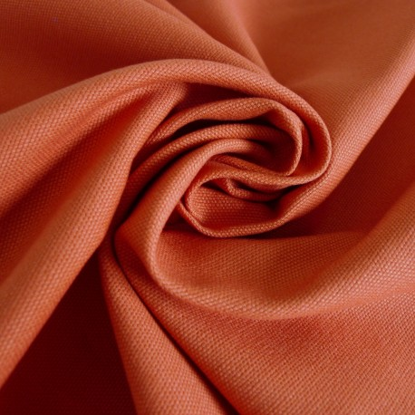 Tissu toile canevas tomette