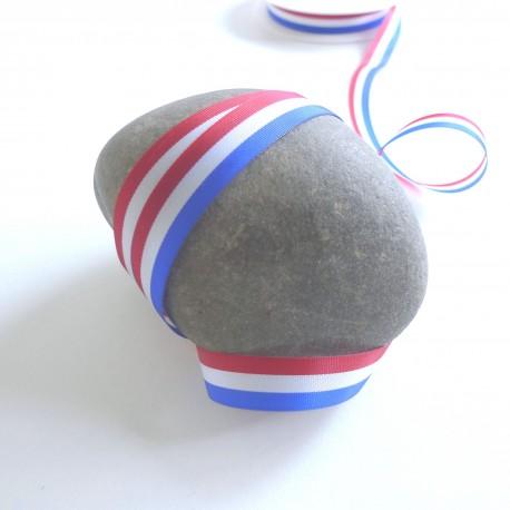 Ruban tricolore français