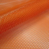 Tissu filet Mesh Fabric Orange