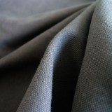 Toile cotton Military anthracite