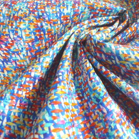 Coton Amazonn bleu