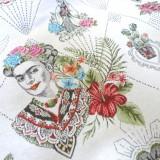 Jacquard Frida y Calavera