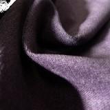 Tissu Voltaire violet