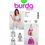 Patron sac Burda 7264