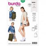 Patron sacs Burda 6400