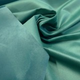 Suédine Alaska Turquoise-Menthe