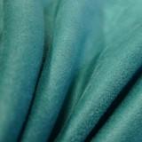 Suédine Turquoise