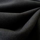 Lainage luxe cachemire noir