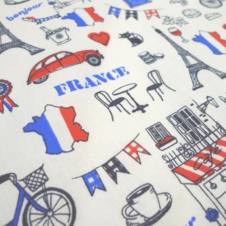 Tissu Made in France