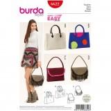 Patron sacs Burda 6622
