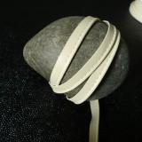 Passepoil simili cuir beige