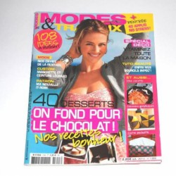 Magazine Modes et travaux occasion n°1355