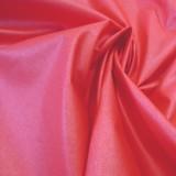 Coton enduit Nacre rose