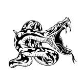 Flex Serpent noir