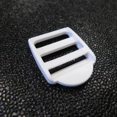 Boucle blanche réglage 30 mm