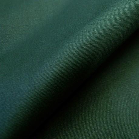 Toile Organic coton enduit Epicea