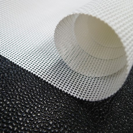Tissu technique Voilure blanc