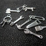 Lot de 10 Charms Brico