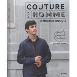 Livre Couture pour Homme