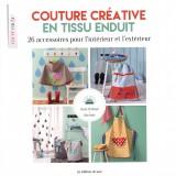 Livre Couture Créative en tissu enduit