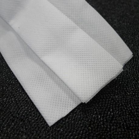 Tissu à plis pour masques