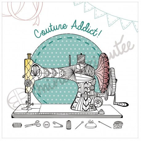 Coupon illustré Couture Addict