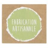Etiquette Fabrication Artisanale