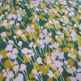 Tissu Prairie Vert