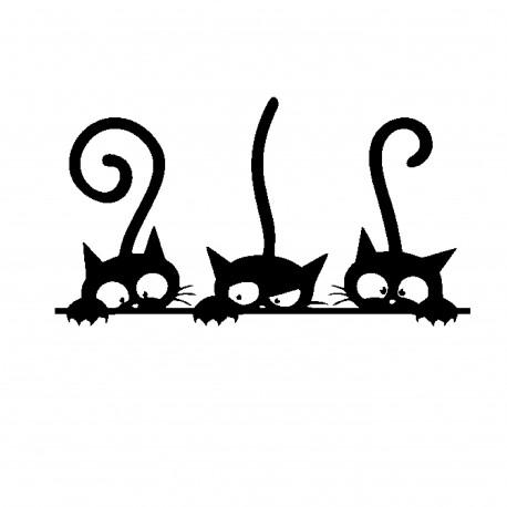 Flex 3 petits chats