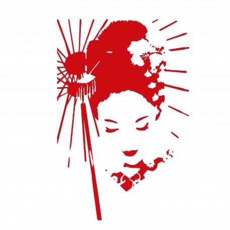 Flex Geisha rouge